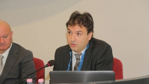 Alessandro Blasi, senior programme officer, of the International Energy Agency